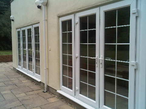 french doors double glazing, wiondow quotes, prices for double glazing, cost of changing windows on house